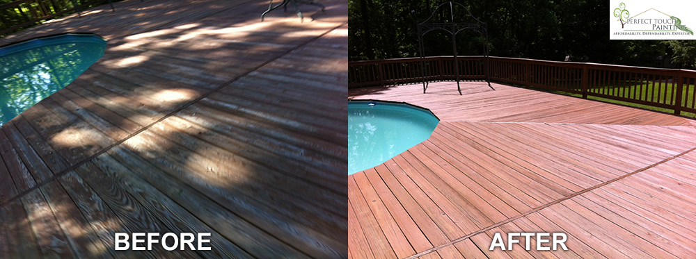 Deck Restoration Reading Pa Sealing Cleaning Preservation